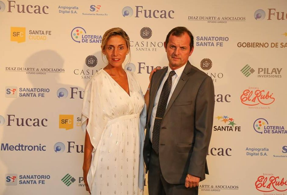 Fucac: Una gala memorable
